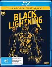 Black Lightning - Season 1 | Blu-ray