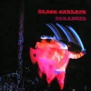 Paranoid | CD