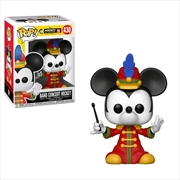 Mickey Mouse - 90th Anniversary Concert Mickey Pop! Vinyl | Pop Vinyl