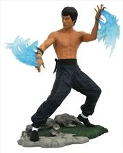 Bruce Lee - Water Gallery PVC Diorama