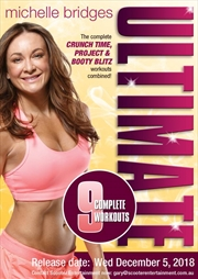 Michelle Bridges - Ultimate - Complete Workouts Vol 9 | DVD