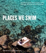 Places We Swim | Paperback Book
