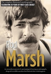 Rod Marsh | Hardback Book