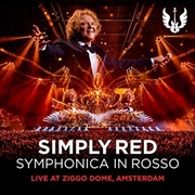 Rise Up Symphonica In Rosso - Live At Ziggo Dome Amsterdam | CD/DVD