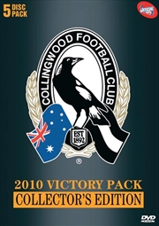 AFL Premiers - 2010 Collingwood Collector's Edition - Victory Pack
