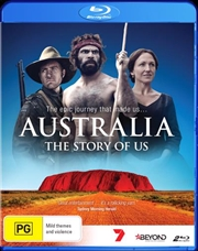 Australia - The Story Of Us | Blu-ray