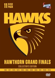 AFL - Hawthorn Grand Finals - Collector's Edition Boxset