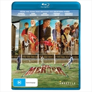 Merger, The | Blu-ray