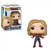 Captain Marvel - Captain Marvel (with chase) Pop! Vinyl