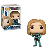 Captain Marvel - Vers Pop! Vinyl