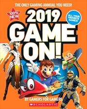 Game On! 2019 | Paperback Book