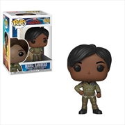 Captain Marvel - Maria Rambeau Pop! Vinyl