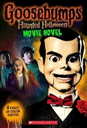 Goosebumps Haunted Halloween Movie Novel | Paperback Book