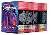 Goosebumps Monster Collection