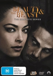 Beauty And The Beast - Season 1-4 | Boxset