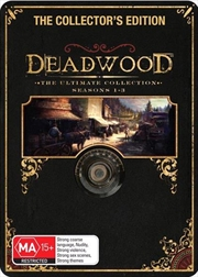 Deadwood - Season 1-3 - Ultimate Collection - Collector's Edition