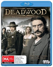 Deadwood - Season 02 | Blu-ray