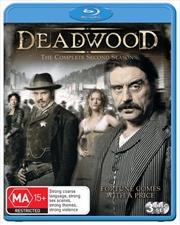 Deadwood - Season 02