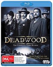 Deadwood - Season 03