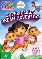 Dora the Explorer- Super Babies' Dream Adventure