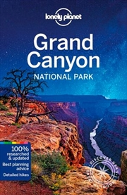 Lonely Planet Travel Guide - Grand Canyon National Park