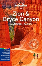 Lonely Planet Travel Guide - Zion & Bryce Canyon National Parks