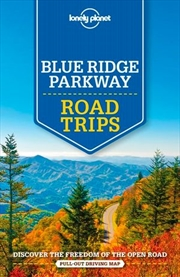Lonely Planet Travel Guide - Blue Ridge Parkway Road Trips