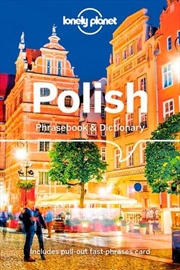 Lonely Planet - 4th Edition Polish Phrasebook And Dictionary