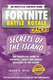 Fortnite Battle Royale Hacks - Secrets of the Island