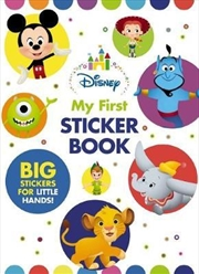 Disney Baby: My First Sticker Book