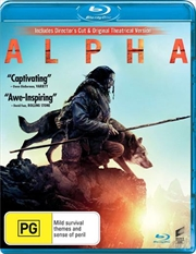 Alpha | Blu-ray + UV