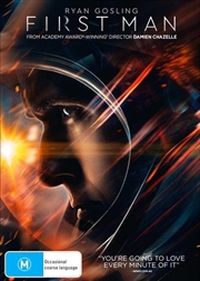 First Man | DVD