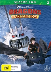 Dragons - Race To The Edge - Season 2 | DVD
