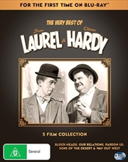 Laurel and Hardy - Collection Remastered | Blu-ray