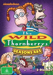 Wild Thornberrys - Season 4-5, The | DVD