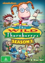 Wild Thornberrys - Season 1, The