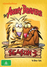 Angry Beavers - Season 3 | DVD