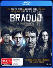 Braquo - Season 1 | Blu-ray