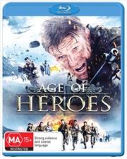 Age Of Heroes | Blu-ray