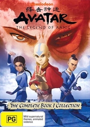 Avatar - The Legend of Aang - Water - Book 1 - Vol 1-5 Collection | DVD