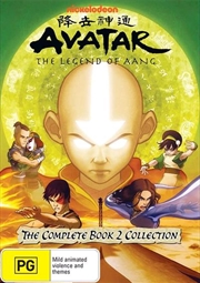 Avatar - The Last Airbender - Earth - Book 2 - Vol 1-4 | Collection