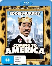 Coming To America   Blu-ray