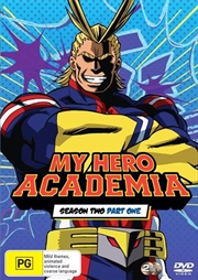 My Hero Academia - Season 2 - Part 1