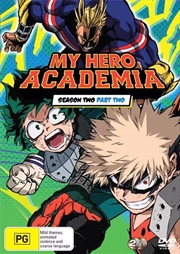 My Hero Academia - Season 2 - Part 2