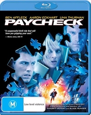 Paycheck | Blu-ray