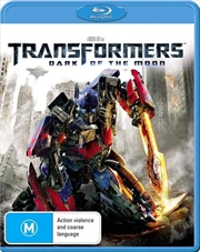 Transformers - Dark Of The Moon | Blu-ray