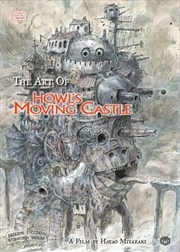 Art Of Howl's Moving Castle | Hardback Book