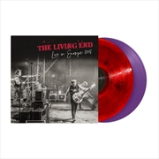Live In Europe - Limited Edition Colour Vinyl