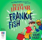 Frankie Fish And The Viking Fiasco   Audio Book
