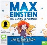 Genius Experiment - Max Einstein Book 1 | Audio Book
